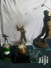 3set Of Trophies Up For A Cool Price | Arts & Crafts for sale in Greater Accra, Tema Metropolitan