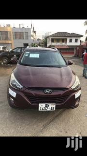 Hyundai ix35 2014 Brown | Cars for sale in Greater Accra, Osu