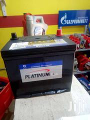 15 Plates Car Battery - Platinum - Dodge Free Delivery - American Type | Vehicle Parts & Accessories for sale in Greater Accra, Achimota