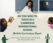 British Curriculum Training Program | Child Care & Education Services for sale in Greater Accra, Accra Metropolitan