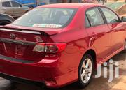 Toyota Corolla 2012 Red | Cars for sale in Greater Accra, East Legon