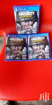 Playstation 4 CD , Call Of Duty Word War 2 | Video Game Consoles for sale in Greater Accra, Akweteyman