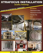 Plasterboard Ceiling, POP Ceiling And Skimming | Building & Trades Services for sale in Greater Accra, Accra Metropolitan