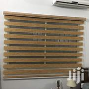 Wooden Brown Zebra Curtains Blinds | Home Accessories for sale in Greater Accra, Cantonments