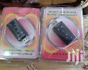 Usb Sound Adapter | Computer Accessories  for sale in Greater Accra, Kokomlemle