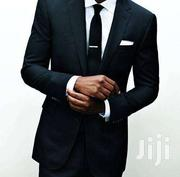 Black Material Suit For Sale | Clothing for sale in Greater Accra, Cantonments