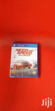Playstation 4, CD Need For Speed Pay Back Latest Car Race, Fresh Seal | Video Game Consoles for sale in Greater Accra, Accra new Town
