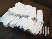 100% Cotton White Socks For All Sport Activities   Sports Equipment for sale in Greater Accra, Achimota