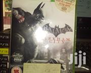 Xbox 360 Game Cd Batman Arkham City   Video Games for sale in Greater Accra, Kwashieman