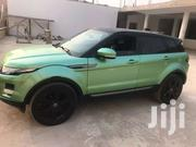 Land Rover Range Rover Evoque 2013 Green | Cars for sale in Central Region, Awutu-Senya