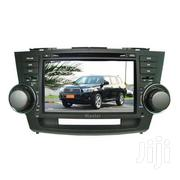 Toyota Highlander 2008 DVD Player | Vehicle Parts & Accessories for sale in Greater Accra, Abossey Okai
