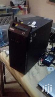 Desktop Computer Lenovo 4GB Intel Core 2 Duo HDD 320GB | Laptops & Computers for sale in Greater Accra, Odorkor