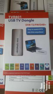 Tvr801 USB TV Stick Dvb-t2 | Computer Accessories  for sale in Greater Accra, New Mamprobi