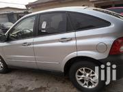 SsangYong Actyon 2006 2.0 D 4x4 Silver | Cars for sale in Greater Accra, Lartebiokorshie