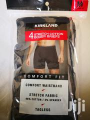 Kirkland 4 Pack Boxer Briefs | Camping Gear for sale in Greater Accra, Accra new Town