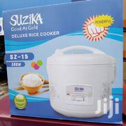 Suzika Rice Cooker In Box | Kitchen Appliances for sale in Greater Accra, Adabraka