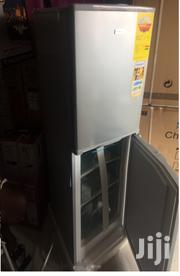Bottom Nasco -2-20 New Double Door Frisge New | Kitchen Appliances for sale in Greater Accra, Achimota