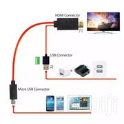HDMI To Android Connector | Cameras, Video Cameras & Accessories for sale in Greater Accra, Achimota