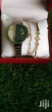 Watch And Bracelet Set | Jewelry for sale in Greater Accra, Kwashieman