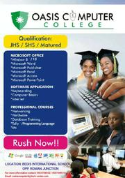 Oasis Computer College | Classes & Courses for sale in Central Region, Awutu-Senya