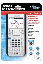 Ti-Nspirecx Ii Color Graphing Calculator | Stationery for sale in Greater Accra, Labadi-Aborm