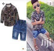 Camo Top N Down | Children's Clothing for sale in Greater Accra, Odorkor
