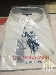 US POLO ASSN Long Sleeve Shirts-men | Clothing for sale in Greater Accra, Adenta Municipal