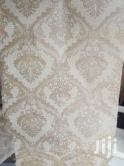 3 Rolls Cream Damask Wallpaper & Other Designs | Home Accessories for sale in Greater Accra, Old Dansoman
