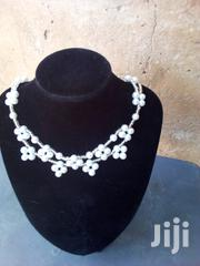 Beaded Off White Pearl Necklace | Jewelry for sale in Greater Accra, Tema Metropolitan