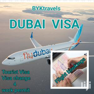 Dubai Visa and Flight