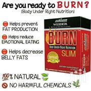 Burn Slim. Weight Loss Capsules | Vitamins & Supplements for sale in Greater Accra, Accra Metropolitan