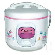 Delron DRC-18 Rice Cooker - 1.8L | Kitchen Appliances for sale in Greater Accra, East Legon (Okponglo)