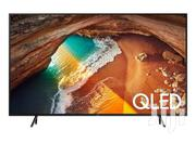 Samsung Class Q60R QLED Smart 4K UHD TV 55 Inches   TV & DVD Equipment for sale in Greater Accra, Accra Metropolitan