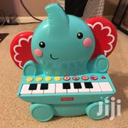 Fisher-price Elephant Piano 13 Key And 4 Animal Sound | Toys for sale in Ashanti, Kumasi Metropolitan