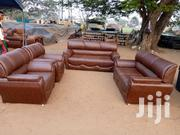 Obama Leather Sofa | Furniture for sale in Greater Accra, Tema Metropolitan