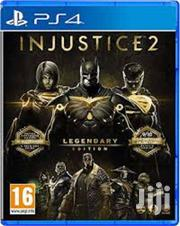 PS4 CD Injustice 2 | Video Game Consoles for sale in Greater Accra, Osu