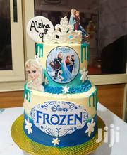 Kids Two Tier Character Cake | Meals & Drinks for sale in Greater Accra, Kwashieman