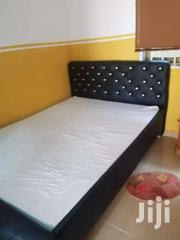 Quality Leather Bed | Furniture for sale in Greater Accra, Kotobabi