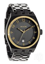 Nixon Monopoly Black And Gold | Watches for sale in Greater Accra, East Legon