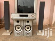 Sony Stereo With Amplifier and Very Good Bass All Set | Audio & Music Equipment for sale in Greater Accra, East Legon