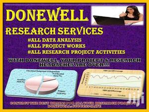 Project Proposal And Research Services