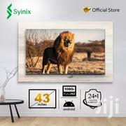 Syinix FHD Smart LED TV 43 Inches | TV & DVD Equipment for sale in Greater Accra, Adabraka