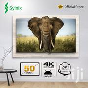 Syinix Android 4K UHD Smart LED TV 50 Inches | TV & DVD Equipment for sale in Greater Accra, Adabraka
