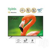 Syinix Smart Android 4K LED TV 55 Inches   TV & DVD Equipment for sale in Greater Accra, Adabraka