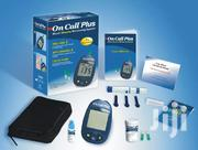 On Call Plus Glucose Test Strips (50pcs) + Glucometer | Medical Equipment for sale in Greater Accra, East Legon