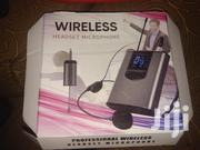 Wireless Headset Microphone | Headphones for sale in Greater Accra, Nii Boi Town