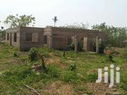Uncompleted House For Sale At Lintle Level At Ntriri Buoho, Kumasi. | Land & Plots For Sale for sale in Ashanti, Kumasi Metropolitan