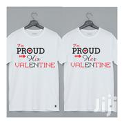 Valentine Tshirt | Clothing for sale in Greater Accra, Achimota