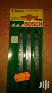 Bosch Jigsaw Blades T144D | Manufacturing Materials & Tools for sale in Greater Accra, Ga South Municipal
