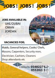 Job Opportunities in Dubai | Travel Agents & Tours for sale in Greater Accra, Osu